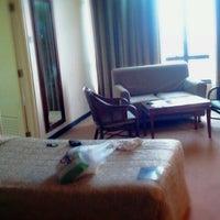 Photo taken at Selesa Hotel Johor Bahru by Ian Y. on 7/11/2012