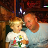 Photo taken at Flanigan's Seafood Bar & Grill by Sandi C. on 8/26/2012