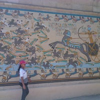 Photo taken at Pharaonic Village by BangChik R. on 8/22/2012