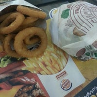 Photo taken at Burger King by Cecilia A. on 9/4/2012