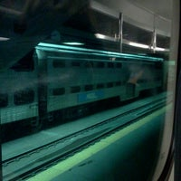Photo taken at Metra Ho Ho Ho Train by Juan Carlos C. on 3/30/2012
