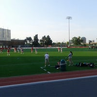 Photo taken at Nickerson Field by D.A. W. on 8/31/2012