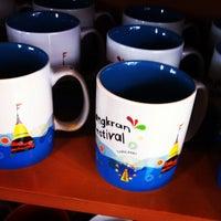 Photo taken at Starbucks by Wittaya P. on 4/1/2012