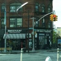 Photo taken at Sweetleaf by @AstoriaHaiku on 4/28/2012