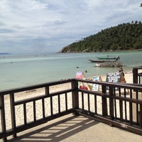 Photo taken at Salad Hut Resort by Petra V. on 8/19/2012