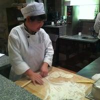 Photo taken at Qing Hua Dumpling by Carol K. on 2/11/2012