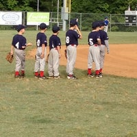 Photo taken at Odell Sports--Baseball Fields by Aimee M. on 5/19/2012