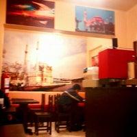Photo taken at Istanbul Kebab House by Lizbeth F. on 8/1/2012
