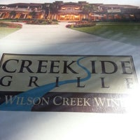 Photo taken at Wilson Creek Winery by James G. on 9/3/2012