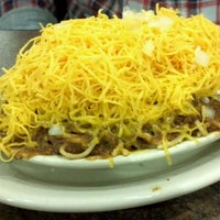 Photo taken at Skyline Chili by Colleen N. on 2/15/2012
