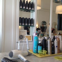 Photo taken at Drybar by Carly S. on 6/8/2012