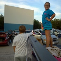 Photo taken at Boulevard Drive-In Theatre by Alexis C. on 6/17/2012