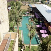 Photo taken at Centra Taum Resort Seminyak by Jaye T. on 5/22/2012