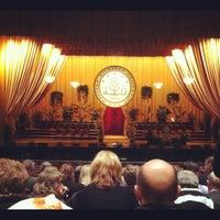 Photo taken at James W. Miller Auditorium by Meagan G. on 4/28/2012
