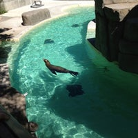 Photo taken at Blank Park Zoo by Elle on 8/5/2012