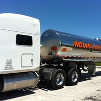Photo taken at Indian River Transport by Michael B. on 4/27/2012