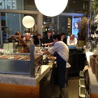Photo taken at Épicerie Boulud by ₳Uϟ†|N on 2/25/2012