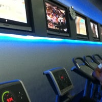 Photo taken at Fitness First by tanya k. on 4/5/2012