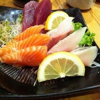 Photo taken at Sushi Zanmai (壽司三味) by Mun on 3/3/2012