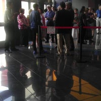 Photo taken at Cineport 10 - Allen Theatres by Jessica P. on 8/22/2012