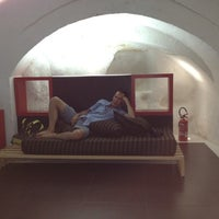 Photo taken at Hotel Basiliani by Victoria F. on 7/22/2012