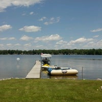 Photo taken at Long Lake by Dan L. on 7/1/2012
