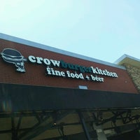 Photo taken at Crow Burger Kitchen by Beer S. on 7/1/2012