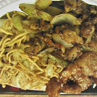 Photo taken at Panda Express by Blackavar on 9/2/2012