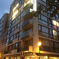 Photo taken at Pantone Hotel by Yurani M. on 7/8/2012