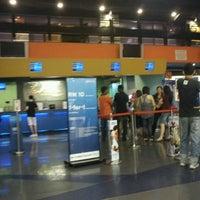 Photo taken at TGV Cinemas by Alil K. on 7/15/2012
