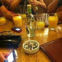 Photo taken at Ресторан на воде «Барракуда» by Liza T. on 6/21/2012