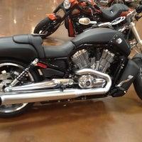 Photo taken at Red Rock Harley Davidson by Loren L. on 3/30/2012