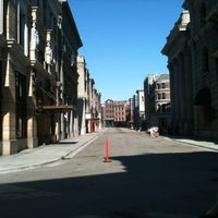 Photo taken at Universal Studios Backlot by Chris S. on 7/9/2012