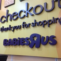 """Photo taken at Toys""""R""""Us / Babies""""R""""Us by Ehs on 5/6/2012"""