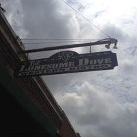 Photo taken at Lonesome Dove Western Bistro by Elizabeth M. on 4/13/2012
