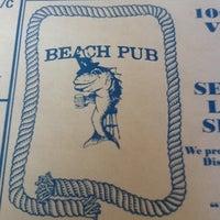 Photo taken at Beach Pub by cmitchb on 7/25/2012