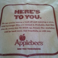 Photo taken at Applebee's by Katrina W. on 9/5/2012