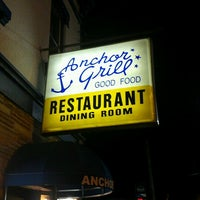Photo taken at Anchor Grill by Kerissa H. on 8/18/2012