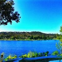Photo taken at Lake Miramar Reservoir by CJ E. on 7/26/2012