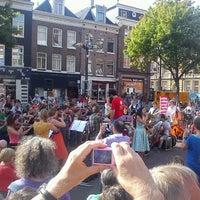 Photo taken at Marie Heinekenplein by Roel K. on 8/17/2012