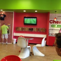 Photo taken at CherryBerry Yogurt Bar by dj s. on 6/27/2012