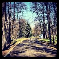 Photo taken at Борисова градина by Valentin O. on 4/7/2012