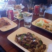 Photo taken at Opart Thai House Restaurant by Czarina D. on 5/13/2012