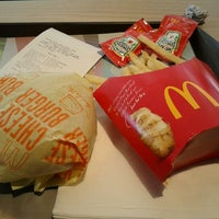 Photo taken at McDonald's by Ernesto D. on 6/12/2012