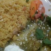 Photo taken at La Penca Azul by Rusty B. on 3/27/2012