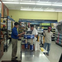 Photo taken at Sherwin-Williams Paint Store by Troy C. on 5/9/2012