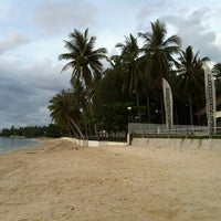 Photo taken at Samui Orchid Resort by Wang B. on 4/15/2012
