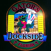 Photo taken at Gator's Dockside by Michael M. on 8/7/2012