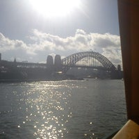 Photo taken at Circular Quay Ferry Terminal by Irwan F. on 6/14/2012