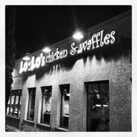 Photo taken at Lo-Lo's Chicken & Waffles by Art H. on 9/8/2012